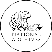 national a rchives logo